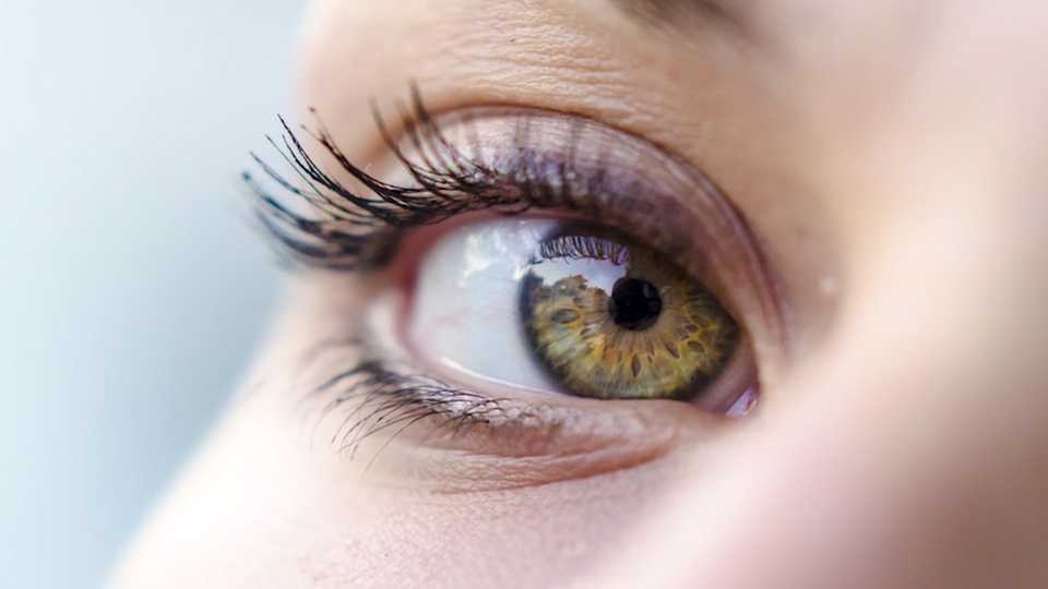 What's the secret behind a 'new' pair of eyes?
