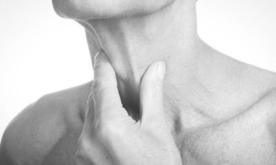 Rewinding the clock with a male neck lift.