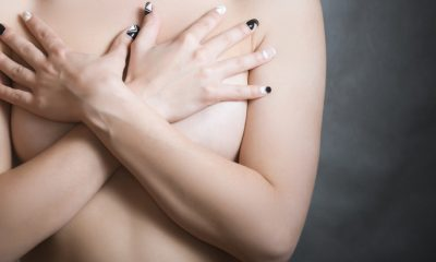 Rejuvenating the breasts with a breast lift.